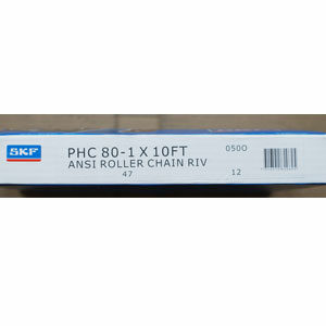 PCH 80-1X10FT Цепь приводная SKF