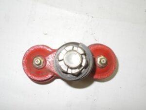 3518050-16466СБ Щеки головки ножа (комплект с болтом, пруж., гайкой)