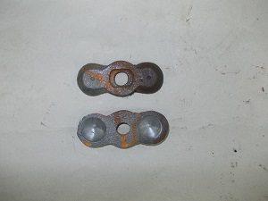 3518050-16466А Щека головки ножа нижняя