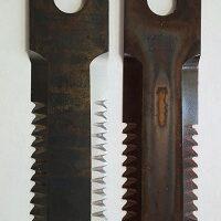 51009 Нож соломоизмельчителя 4,5 мм