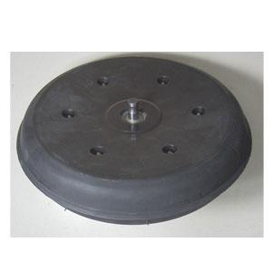 Колесо прикатывающее в сборе 020197.03 (00310954) 330x75/LR/63S/PB/C1/16X25/RAL9005