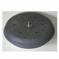 Колесо прикатывающее в сборе 020198.03 (95070192) 330x50/LR/63S/PB/C1/16X26/RAL9005