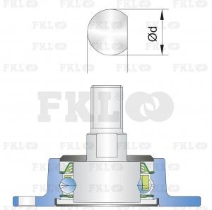 Ступица режущего узла IL20-80/5H-M16