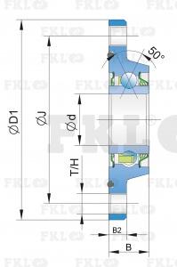 Ступица режущего узла IL30-98/4T-M20
