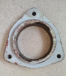 Н.027.108 Корпус подшипника (680210) вала барабана измельчителя