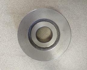 10.01.00.740 Шкив (2-х руч. D=140 мм) натяжной привода очистки
