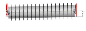 Подшипниковый узел ZGKU309-2S